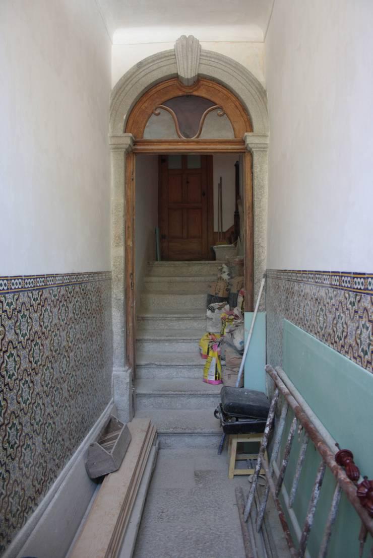 Obra: Corredores e halls de entrada  por minimalinea