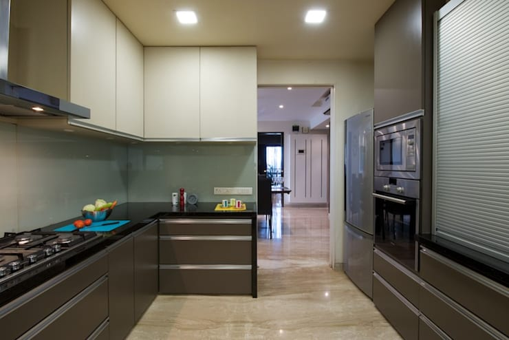 AS Apartment :  Kitchen by Atelier Design N Domain