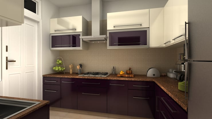 Tulip Group Project:   by FYD Interiors Pvt. Ltd