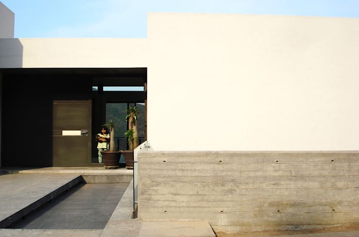 CASA MV RENACIMIENTO: Casas de estilo  por planeta diseño + construcción SA de CV