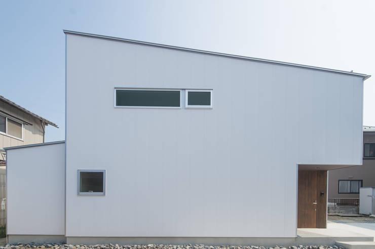 つどう×つながる家: 加藤淳一級建築士事務所が手掛けた家です。