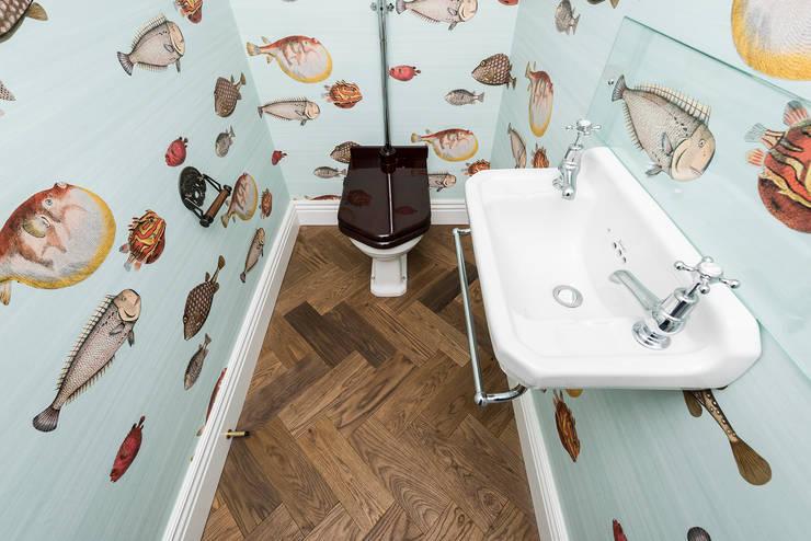 Grand Design London Ltdが手掛けた浴室