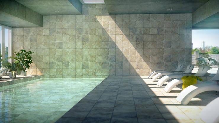 Дом в п. Архангельский : Бассейн в . Автор – Kakoyan Design