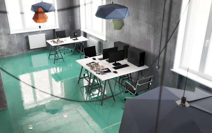 Edificios de oficinas de estilo  por homify