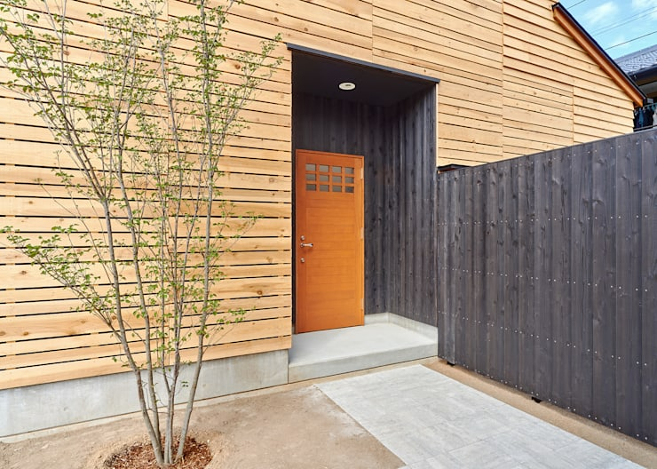 Casas  por 君島弘章建築設計事務所
