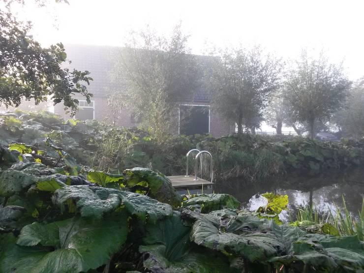 Landelijke tuinen:  Tuin door groenpartners