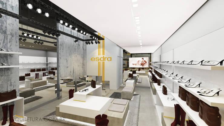 Mobiliário Comercial: Lojas e imóveis comerciais  por C. Arquitetura