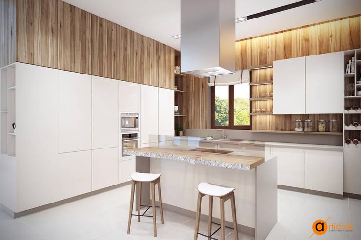 مطبخ تنفيذ Art-i-Chok