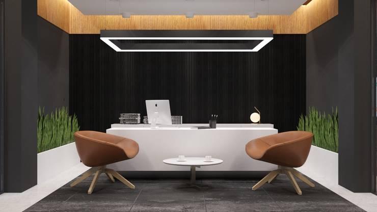 FARGO DESIGNS – YONETIM BINASI / :  tarz Ofisler ve Mağazalar