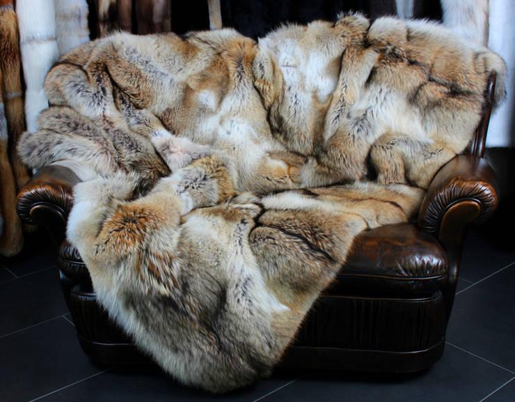 Спальная комната  в . Автор – Lars Paustian - International Fur