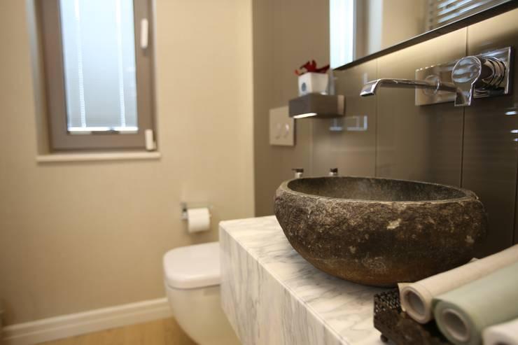 Esra Kazmirci Mimarlikが手掛けた浴室