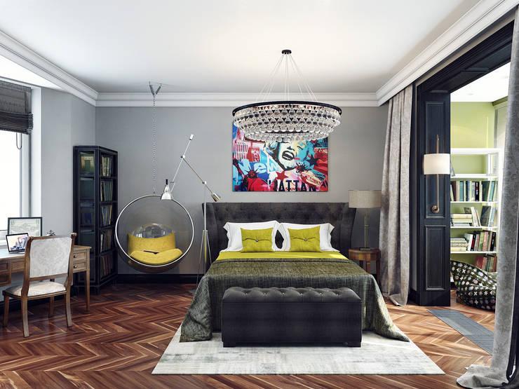 classic Nursery/kid's room by Хороший план