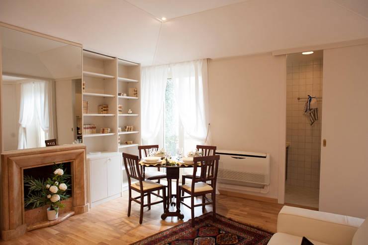 PARIOLI SUITE 67 -   PRIMA&DOPO  una NUOVA LOCATION :  in stile  di Loredana Vingelli Home Decor