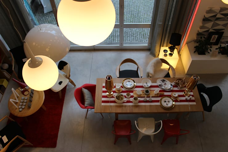 Dining room by Entre Led e Design