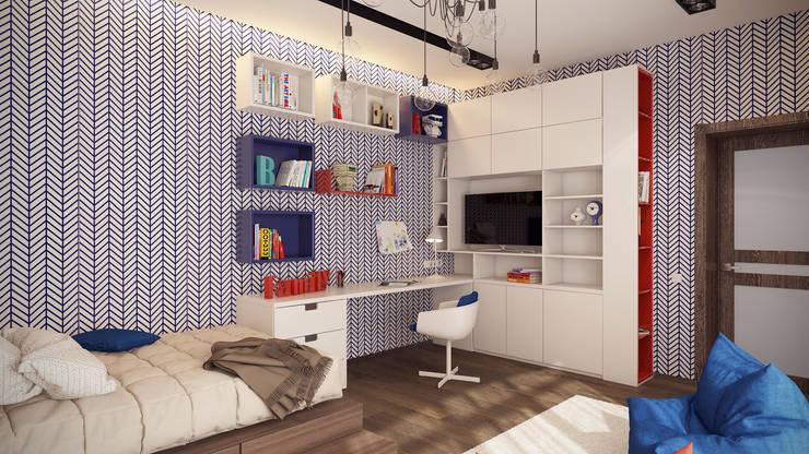 Chambre d'enfant de style  par Art-i-Chok
