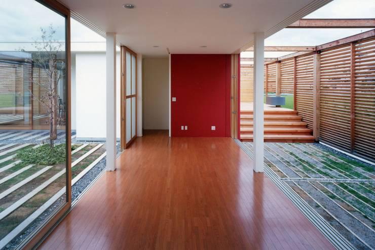 時間と共に形を変えていく: スタジオ・ベルナが手掛けた和室です。