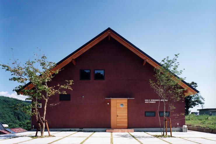 自然体で暮らすvol.1: スタジオ・ベルナが手掛けた家です。