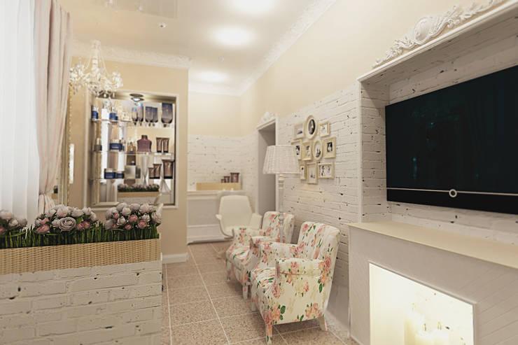 Мини салон красоты в Ессентуках: Рабочие кабинеты в . Автор – Алёна Демшинова