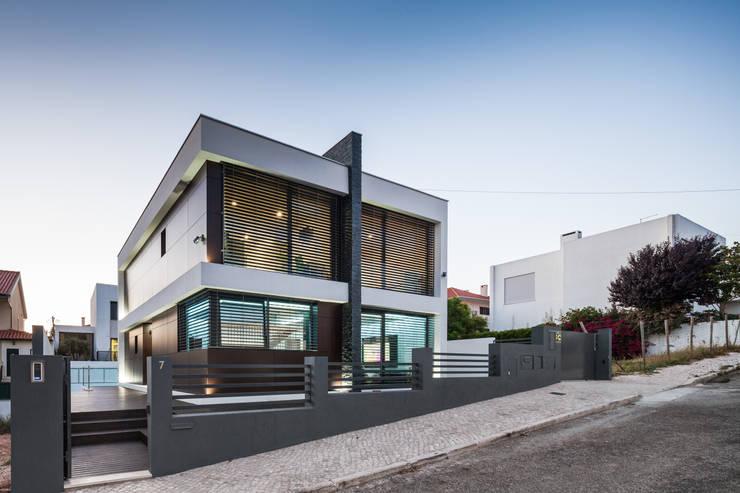 Häuser von JPS Atelier - Arquitectura, Design e Engenharia