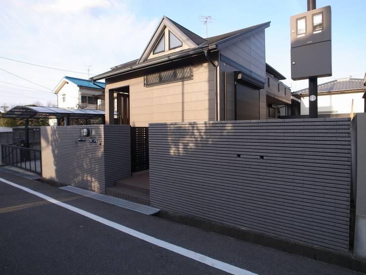 寺池台の家: 伊東建築計画室が手掛けたです。