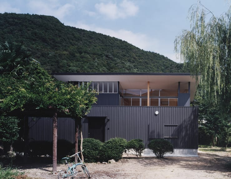 備前の家: 伊東建築計画室が手掛けた家です。