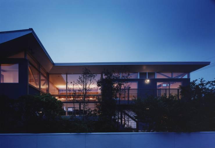 新千里南町: 伊東建築計画室が手掛けた家です。,