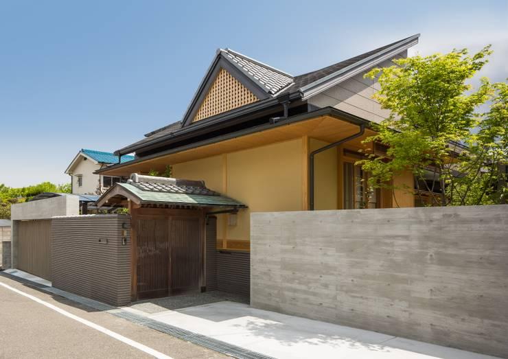 寺池台の家: 伊東建築計画室が手掛けた家です。