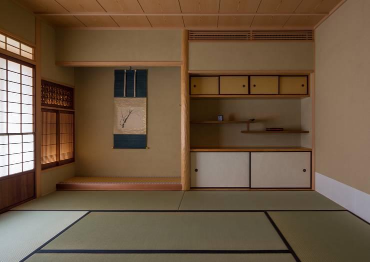 寺池台の家: 伊東建築計画室が手掛けたキッチンです。