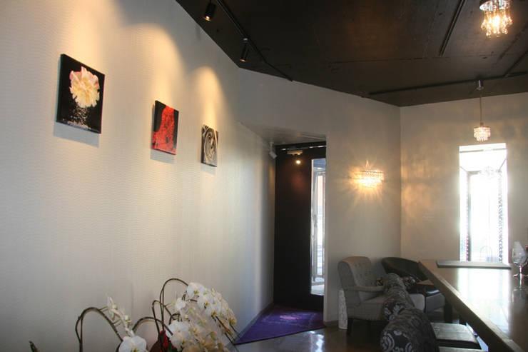 a restaurant-shala pearl-: 伊藤邦明都市建築研究所が手掛けたダイニングです。
