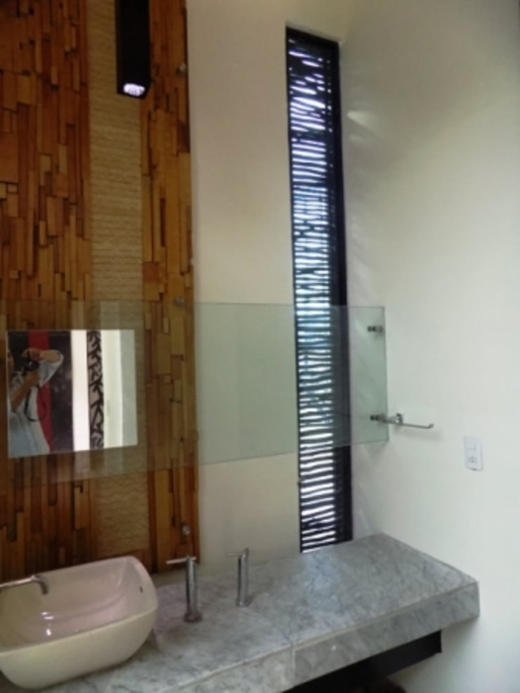 Bathroom by bello diseño!,