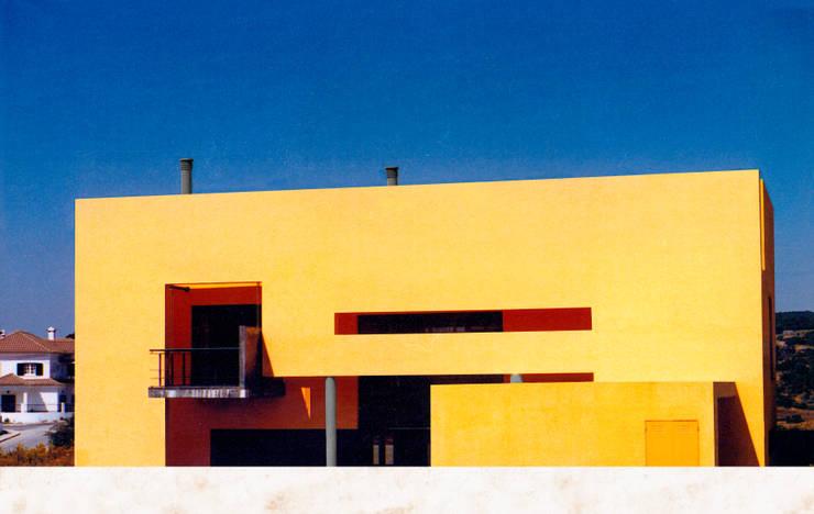 Casas de estilo  por ATELIER DA CIDADE