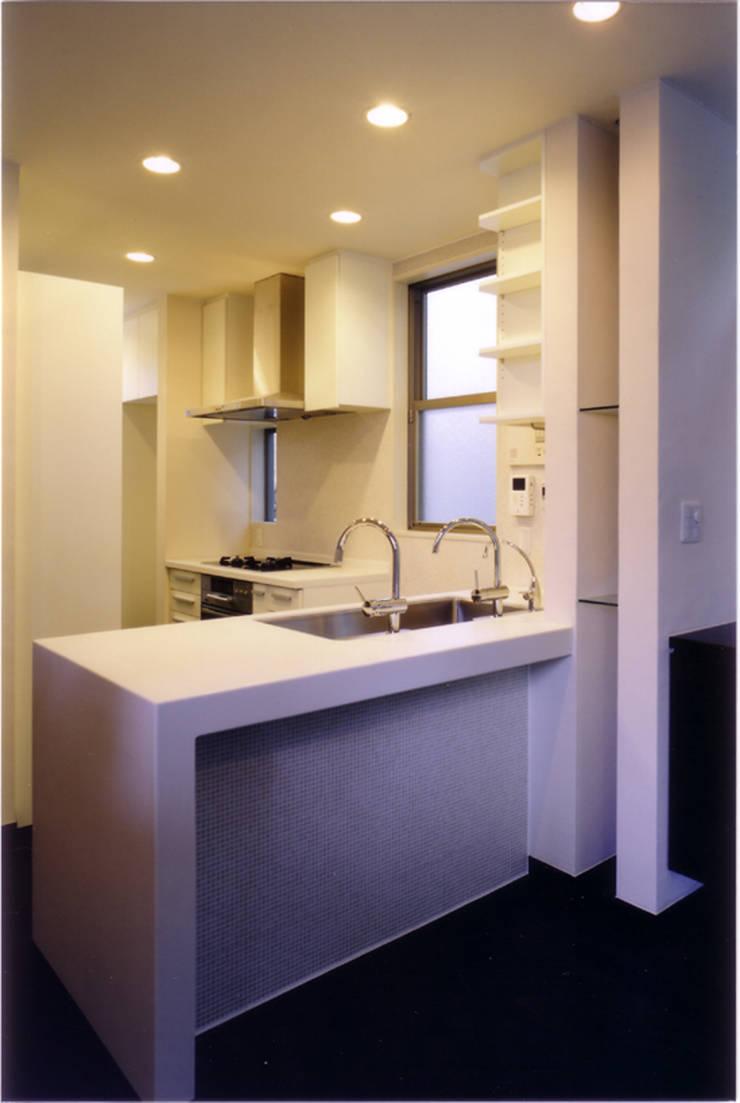 キッチン: 豊田空間デザイン室 一級建築士事務所が手掛けたキッチンです。