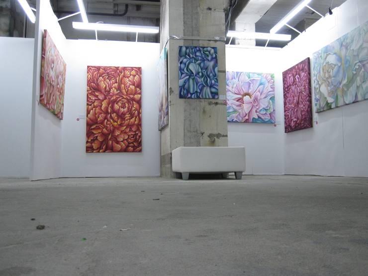 Exposición Internacional de Arte BERLINER LISTE 2012, Berlín - Alemania: Arte de estilo  por Filiberto Montesinos