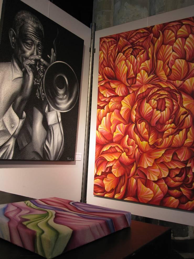 "Exposición ""KUNST IN DE KERK"" , Tongres - Bélgica : Arte de estilo  por Filiberto Montesinos"