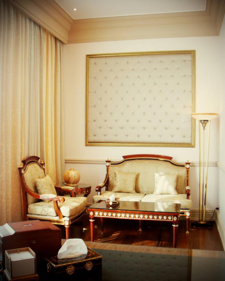 Office Design, Radisson Blu Hotel:  Offices & stores by H5 Interior Design