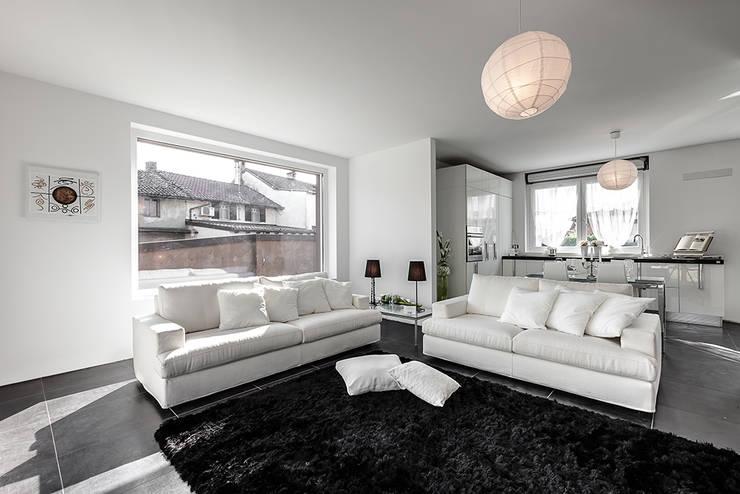 Gabriella Sala   Home Staging & Relooking Specialist  :  tarz Oturma Odası
