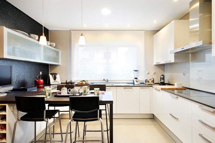 مطبخ تنفيذ 3L, Arquitectura e Remodelação de Interiores, Lda