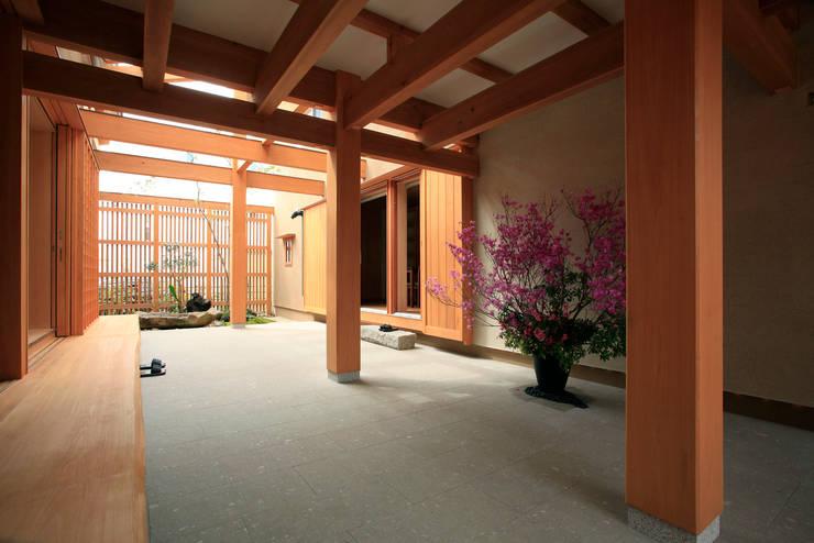 土間: 株式会社サン工房が手掛けた家です。