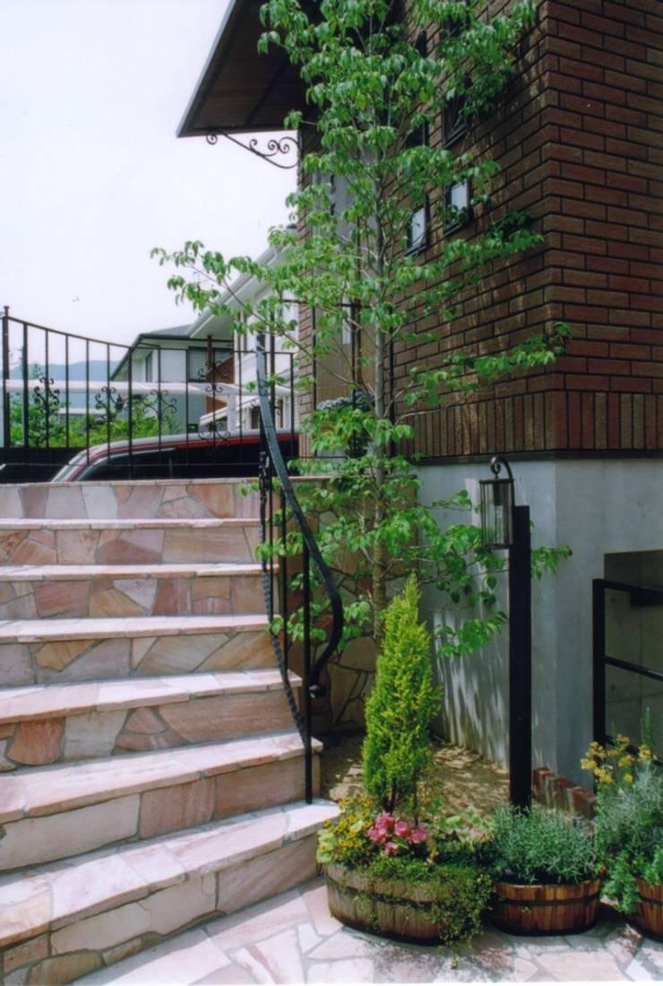 夙川の家: 株式会社 atelier waonが手掛けた家です。