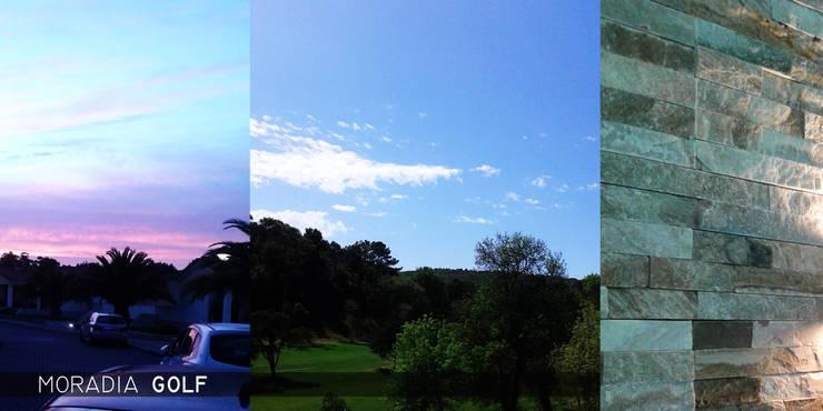 Jardines de estilo rural de ARQAMA - Arquitetura e Design Lda Rural