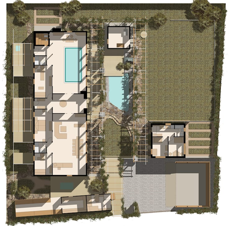Canopy House:  в . Автор – PIAFF,
