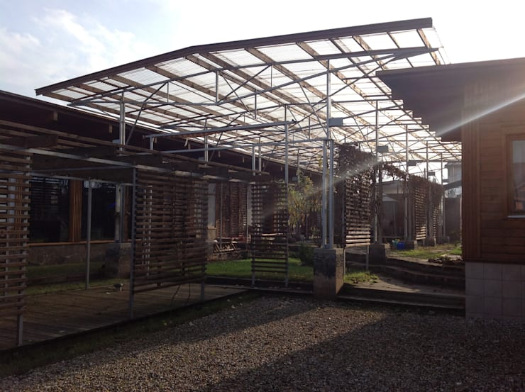 Canopy House: Сады в . Автор – PIAFF,