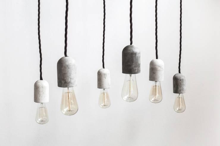 Concrete light: Офисные помещения и магазины в . Автор – Wonderwall_Shop