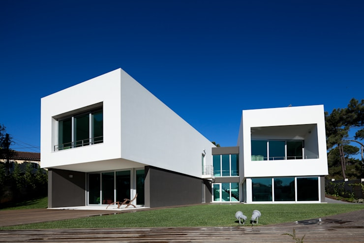 modern Houses by Empty Space architecture
