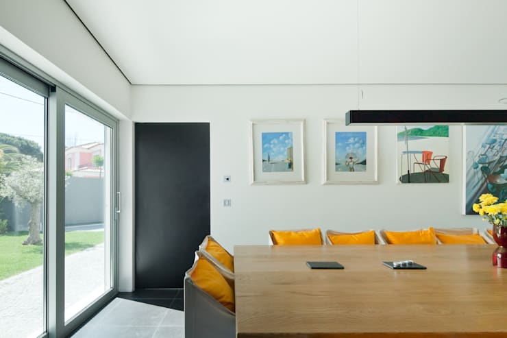 Houses by Empty Space architecture
