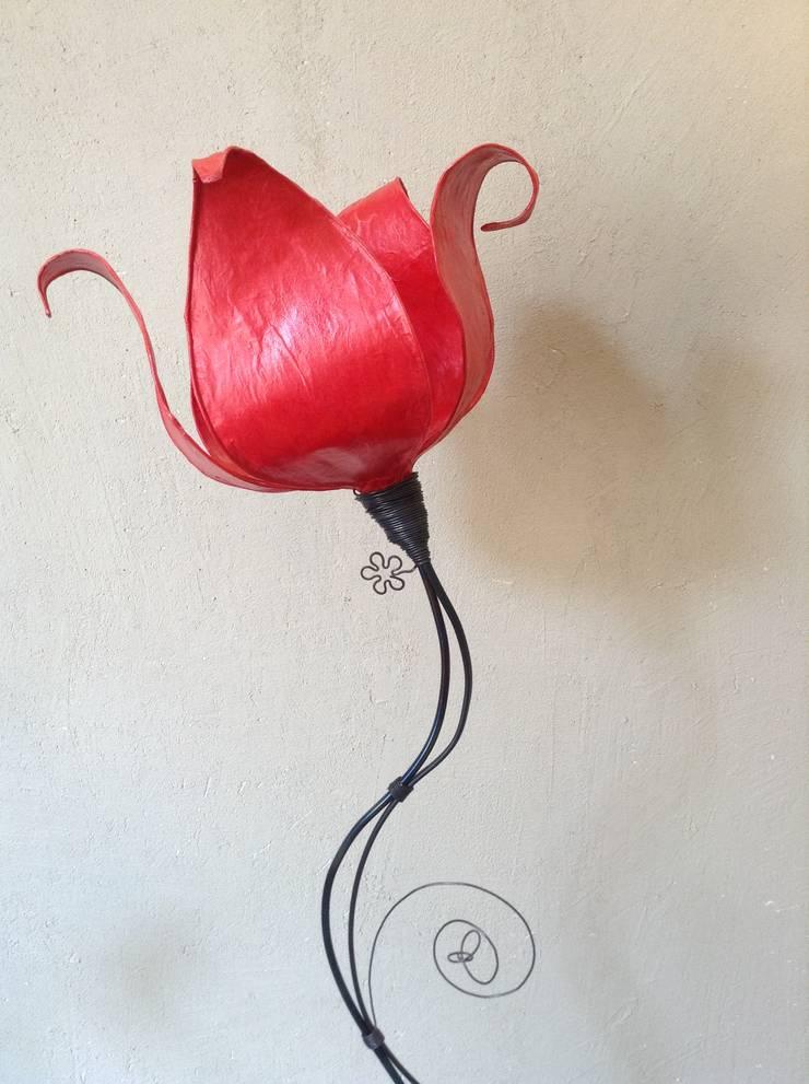 Lampe Fleur By Les Lumieres De Paupiette Homify