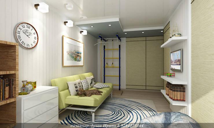 Детская для подростка: Детские комнаты в . Автор – Творческая мастерская Лузан Ирины