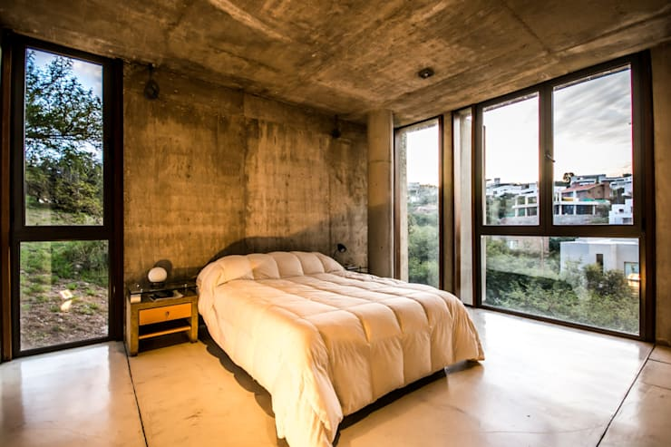 Bedroom by Arq. Santiago Viale Lescano