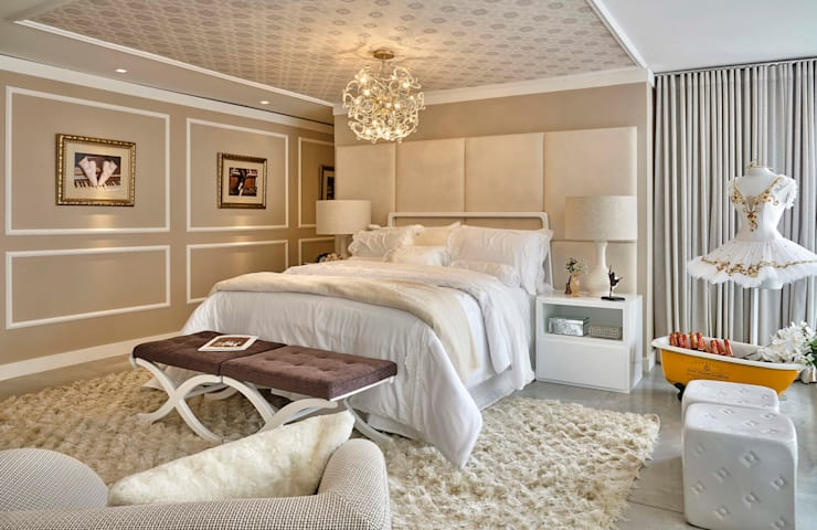 beige bedroom - Beige Bedroom
