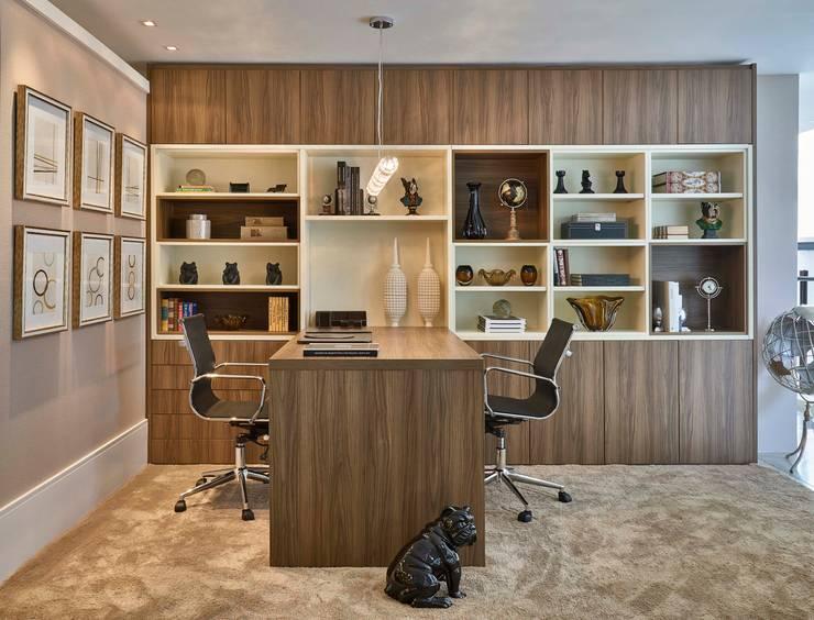Decora Lider Salvador - Home Office: Escritórios  por Lider Interiores